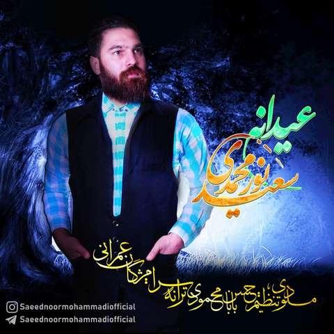 دانلود آهنگ سعید نورمحمدی بنام عیدانه