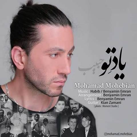دانلود آهنگ محمد محبیان یاد تو