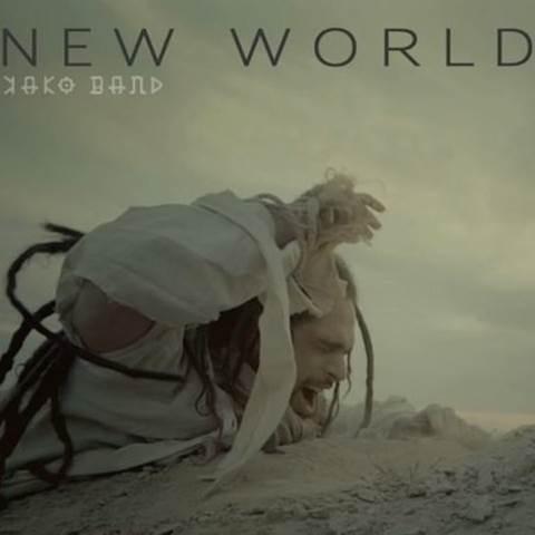 دانلود آلبوم کاکو بند دنیای نو